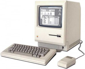 The first personal computer with a graphical user interface.
